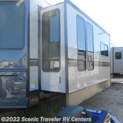New 2017 Heartland  Fairfield FF 406 FK For Sale by Scenic Traveler RV Centers available in Slinger, Wisconsin