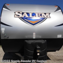 2017 Forest River Salem T27RKSS  - Travel Trailer New  in Slinger WI For Sale by Scenic Traveler RV Centers call 800-568-2210 today for more info.