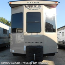 Scenic Traveler RV Centers 2017 Salem Villa Estate 393FLT  Destination Trailer by Forest River | Slinger, Wisconsin
