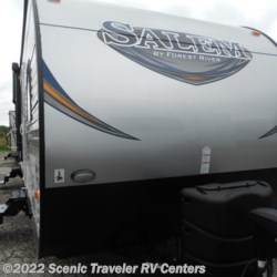 2017 Forest River Salem T28RLDS  - Travel Trailer New  in Slinger WI For Sale by Scenic Traveler RV Centers call 800-568-2210 today for more info.