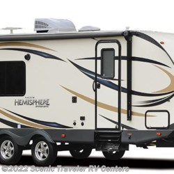 Stock Image for 2016 Forest River Salem Hemisphere Lite 27BH (options and colors may vary)