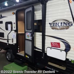 2017 Coachmen Viking 17FB  - Travel Trailer New  in Slinger WI For Sale by Scenic Traveler RV Centers call 800-568-2210 today for more info.