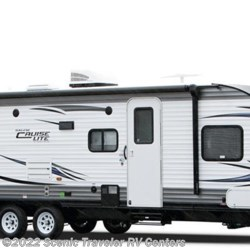 Stock Image for 2016 Forest River Salem Cruise Lite T190RBXL (options and colors may vary)
