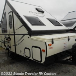 New 2017 Forest River Flagstaff Hard Side T12RBST For Sale by Scenic Traveler RV Centers available in Slinger, Wisconsin