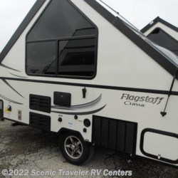 Scenic Traveler RV Centers 2017 Flagstaff Hard Side T12RBST  Popup by Forest River | Slinger, Wisconsin