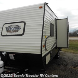 Scenic Traveler RV Centers 2017 Viking 17FQS  Travel Trailer by Coachmen | Slinger, Wisconsin