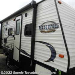 New 2017 Coachmen Viking 17FQS For Sale by Scenic Traveler RV Centers available in Slinger, Wisconsin