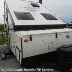 2018 Forest River Flagstaff Hard Side T21QBHW  - Popup New  in Slinger WI For Sale by Scenic Traveler RV Centers call 800-568-2210 today for more info.