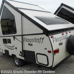 New 2018 Forest River Flagstaff Hard Side T21QBHW For Sale by Scenic Traveler RV Centers available in Slinger, Wisconsin