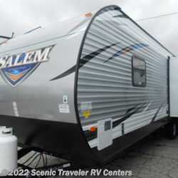 2018 Forest River Salem T27REI  - Travel Trailer New  in Slinger WI For Sale by Scenic Traveler RV Centers call 877-561-0793 today for more info.