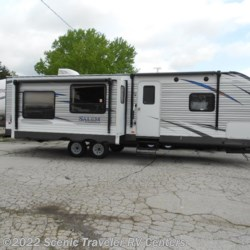 New 2018 Forest River Salem T27REI For Sale by Scenic Traveler RV Centers available in Slinger, Wisconsin