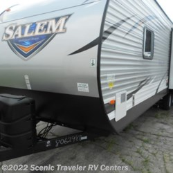 2018 Forest River Salem T27REI  - Travel Trailer New  in Slinger WI For Sale by Scenic Traveler RV Centers call 800-568-2210 today for more info.