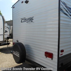 2018 Forest River Salem Cruise Lite 263BHXL  - Travel Trailer New  in Slinger WI For Sale by Scenic Traveler RV Centers call 877-561-0793 today for more info.