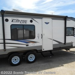 New 2018 Forest River Salem Cruise Lite T261BHXL For Sale by Scenic Traveler RV Centers available in Slinger, Wisconsin