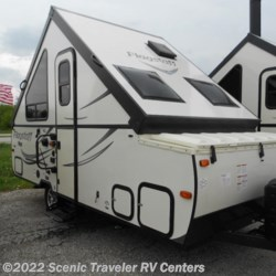 New 2018 Forest River Flagstaff Hard Side T19QBHW For Sale by Scenic Traveler RV Centers available in Baraboo, Wisconsin