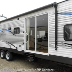 New 2018 Forest River Salem T36BHBS For Sale by Scenic Traveler RV Centers available in Slinger, Wisconsin