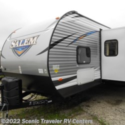 2018 Forest River Salem T36BHBS  - Destination Trailer New  in Slinger WI For Sale by Scenic Traveler RV Centers call 800-568-2210 today for more info.