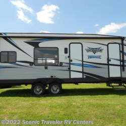 New 2018 Forest River Vengeance 25V For Sale by Scenic Traveler RV Centers available in Baraboo, Wisconsin