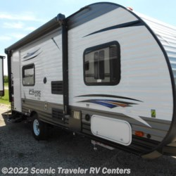 2018 Forest River Salem Cruise Lite 180RT  - Toy Hauler New  in Slinger WI For Sale by Scenic Traveler RV Centers call 800-568-2210 today for more info.