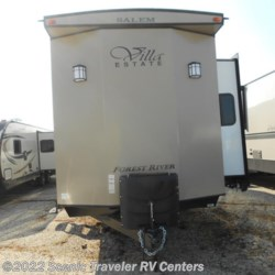 2018 Forest River Salem Villa Estate 395RET  - Destination Trailer New  in Slinger WI For Sale by Scenic Traveler RV Centers call 800-568-2210 today for more info.