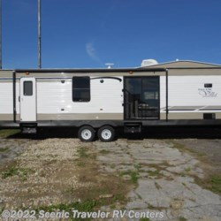 2018 Forest River Salem Villa Estate 395 FKLTD  - Destination Trailer New  in Slinger WI For Sale by Scenic Traveler RV Centers call 800-568-2210 today for more info.