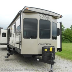 New 2018 Forest River Salem Villa 400RETS For Sale by Scenic Traveler RV Centers available in Slinger, Wisconsin