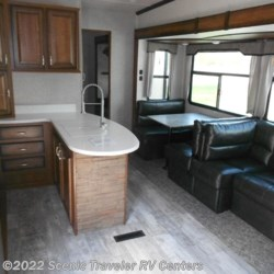 2018 Heartland  ElkRidge ER 38 RSRT  - Fifth Wheel New  in Slinger WI For Sale by Scenic Traveler RV Centers call 877-561-0793 today for more info.
