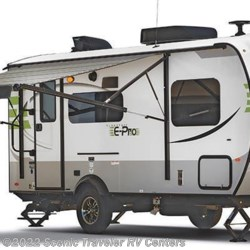 Stock Image for 2018 Forest River Flagstaff E-Pro E14FK (options and colors may vary)