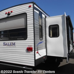 2018 Forest River Salem 27REI  - Travel Trailer New  in Slinger WI For Sale by Scenic Traveler RV Centers call 877-561-0793 today for more info.