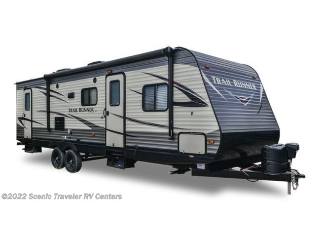 Stock Image for 2018 Heartland RV Trail Runner SLE TR SLE 292 (options and colors may vary)