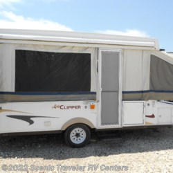 2006 Coachmen Clipper Sport 1270ST  - Popup Used  in Slinger WI For Sale by Scenic Traveler RV Centers call 877-561-0793 today for more info.