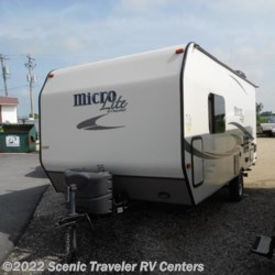 Scenic Traveler RV Centers 2016 Flagstaff Micro Lite 19RB  Travel Trailer by Forest River | Slinger, Wisconsin
