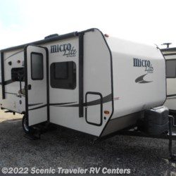 Used 2016 Forest River Flagstaff Micro Lite 19RB For Sale by Scenic Traveler RV Centers available in Slinger, Wisconsin
