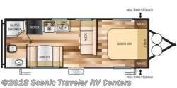 Scenic Traveler RV Centers 2019 Salem Cruise Lite T241QBXL  Travel Trailer by Forest River | Slinger, Wisconsin