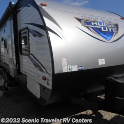 New 2019 Forest River Salem Cruise Lite 263BHXL For Sale by Scenic Traveler RV Centers available in Slinger, Wisconsin