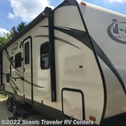 Used 2014 EverGreen RV I-GO G256BH For Sale by Scenic Traveler RV Centers available in Slinger, Wisconsin
