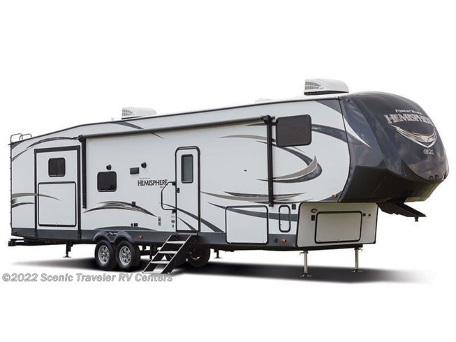 Forest River-Salem Hemisphere Lite 5th-356QB (RVL20)