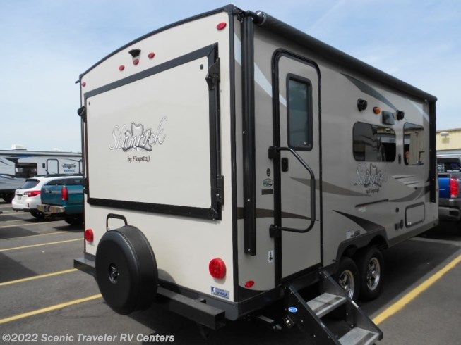 2019 Flagstaff Shamrock 19 by Forest River from Scenic Traveler RV Centers in Slinger, Wisconsin