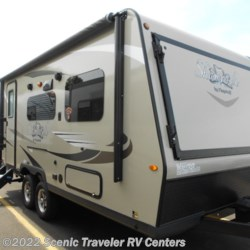 New 2019 Forest River Flagstaff Shamrock 19 For Sale by Scenic Traveler RV Centers available in Slinger, Wisconsin