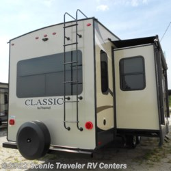 2019 Forest River Flagstaff Classic Super Lite 8528IKWS  - Fifth Wheel New  in Slinger WI For Sale by Scenic Traveler RV Centers call 877-561-0793 today for more info.