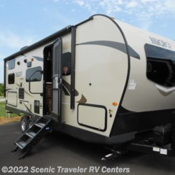 New 2019 Forest River Flagstaff Micro Lite 25BRDS For Sale by Scenic Traveler RV Centers available in Slinger, Wisconsin