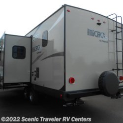 Scenic Traveler RV Centers 2019 Flagstaff Micro Lite 25BRDS  Travel Trailer by Forest River | Slinger, Wisconsin