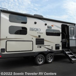 2019 Forest River Flagstaff Micro Lite 25BRDS  - Travel Trailer New  in Slinger WI For Sale by Scenic Traveler RV Centers call 877-561-0793 today for more info.