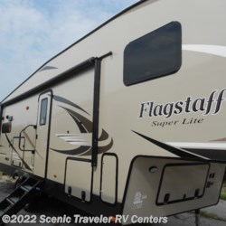 2019 Forest River Flagstaff Super Lite 528RKSC  - Fifth Wheel New  in Slinger WI For Sale by Scenic Traveler RV Centers call 877-561-0793 today for more info.