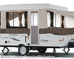 Stock Image for 2014 Forest River Rockwood Freedom 2270 (options and colors may vary)