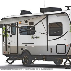 Stock Image for 2018 Forest River Flagstaff E-Pro E19FD (options and colors may vary)