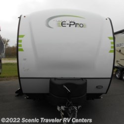 New 2019 Forest River Flagstaff E-Pro E19FD For Sale by Scenic Traveler RV Centers available in Slinger, Wisconsin