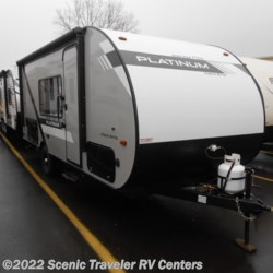 2019 Forest River Salem FSX 179DBK  - Travel Trailer New  in Baraboo WI For Sale by Scenic Traveler RV Centers call 877-744-6305 today for more info.