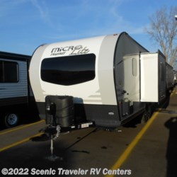 New 2019 Forest River Flagstaff Micro Lite 21FBRS For Sale by Scenic Traveler RV Centers available in Slinger, Wisconsin