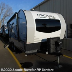 2019 Forest River Flagstaff Micro Lite 21FBRS  - Travel Trailer New  in Slinger WI For Sale by Scenic Traveler RV Centers call 877-561-0793 today for more info.